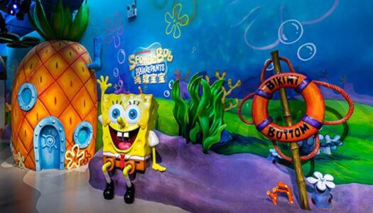 First Nickelodeon FEC opens in China