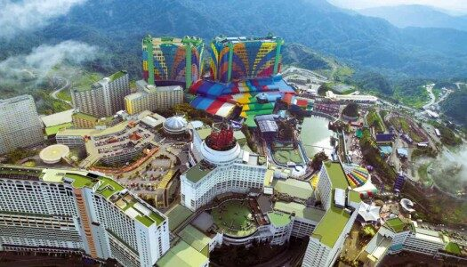 Genting's SkyWorlds theme park to open in mid-2021