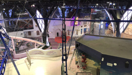 Extreme Engineering complete Cloud Coaster project in Qatar
