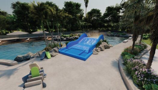 WhiteWater introduces Flowrider Edge