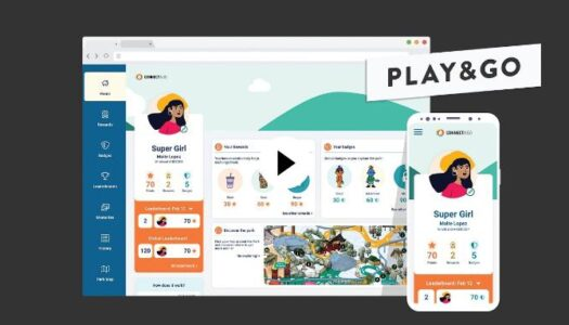 Connect&GO launches Play&GO guest experience and loyalty platform