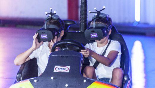 SPREE Interactive launches new VR bumper car attraction