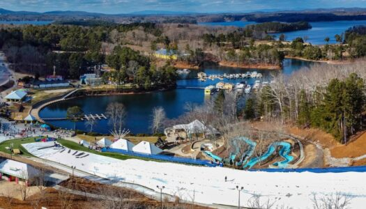 SnowMagic celebrates 20 years of making snow attractions in all climates