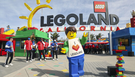 Legoland California Resort is officially open