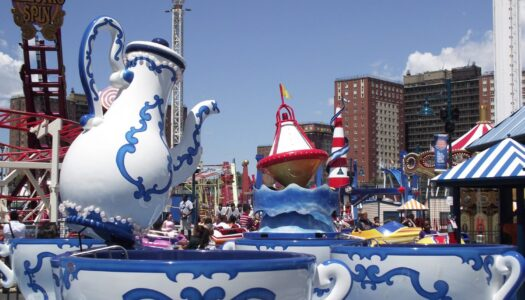 Coney Island reopens on April 9