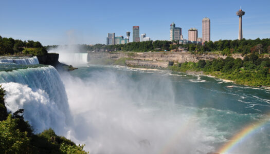 $46m visitor centre developed at Niagara Falls State Park