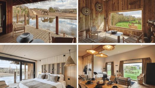 Safari Lodges open at West Midland Safari Park