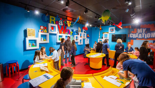 World's first Lego Braille Bricks event takes place at Legoland Discovery Centre in Melbourne