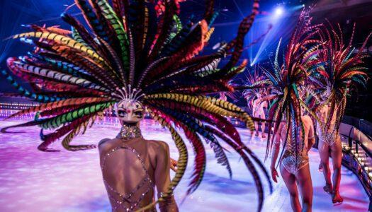 Hot Ice returns to Blackpool Pleasure Beach with Euphoria show