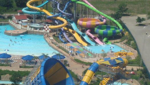 Six Flags Hurricane Harbor resorts to reopen in New Jersey and Illinois