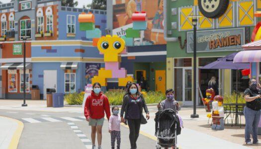 The Lego Movie World opens at Legoland California Resort