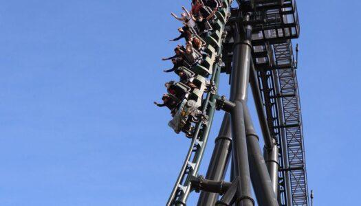 Kondaa rollercoaster opens in Walibi Belgium