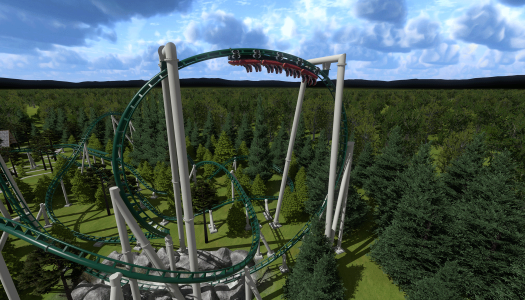 Fårup Sommerland announces plans to open Denmark's largest and fastest roller coaster in 2022