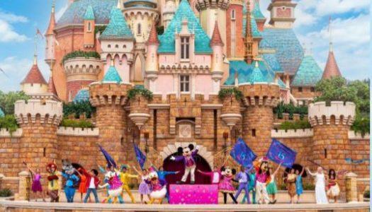 Live outdoor musical party 'Follow Your Dreams' debuts at Hong Kong Disneyland's Castle of Magical Dreams
