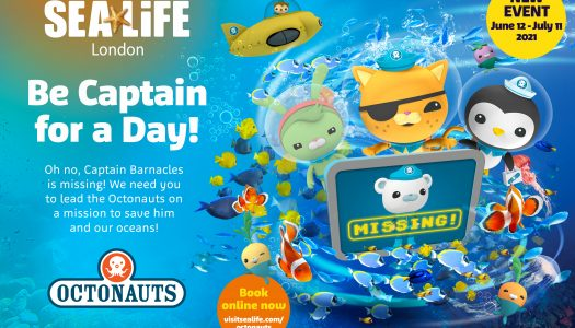 Silvergate Media extends partnership with Merlin Entertainments for Octonauts event rollout