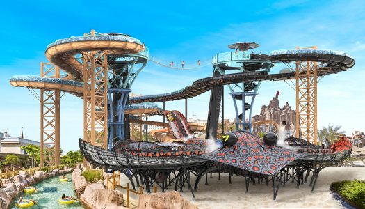Polin introduces new Stingray waterslide