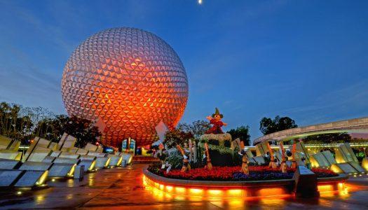 Walt Disney World's 50th anniversary celebrations to kick-off in October