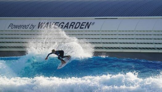 Wave Park in South Korea opens with Surf Cove, recreational pools, diving pool and more