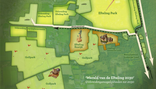 Efteling's development plan given the green light