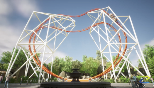 Zamperla announces launch of Double Heart Lightning roller coaster