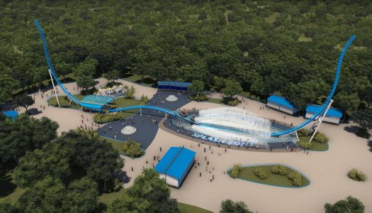Intamin announces upgraded versions of 'Surf Family' coasters