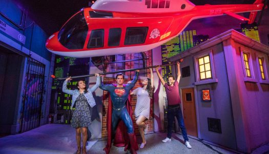 Madame Tussauds teams up with Marvel to launch new 4D film experience in US