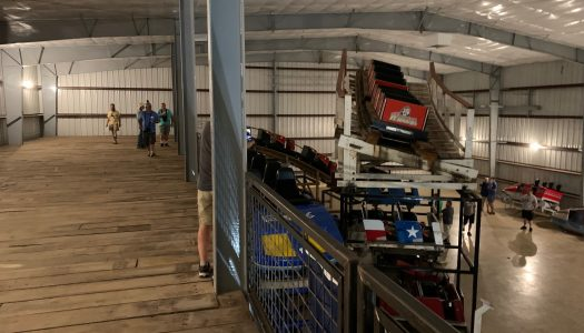 Coaster enthusiasts celebrate Fourth of July holiday at National Roller Coaster Museum