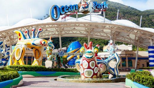Ocean Park opens Explorer R technology experience hub