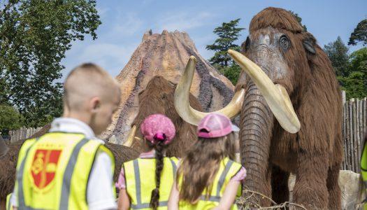 Safari Park wins award for inspiring school trip service