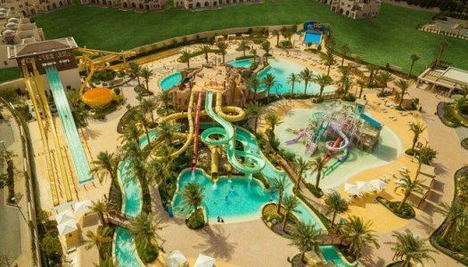 Saraya Aqaba Waterpark opens in Jordan