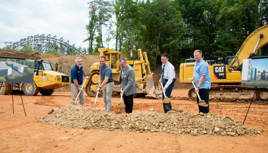 Dollywood teams up with Holtz builders to construct housing for seasonal workers