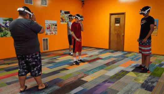 Costa's Family Fun Park installs SPREE Interactive's latest virtual reality arena