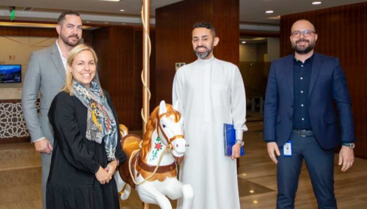 Katapult signs agreement with Al Hokair Group to develop themed attractions in the Middle East