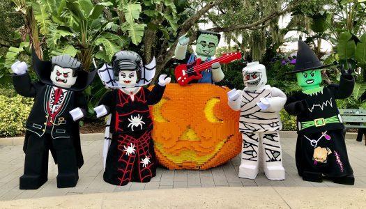 Legoland Florida celebrate its tenth birthday