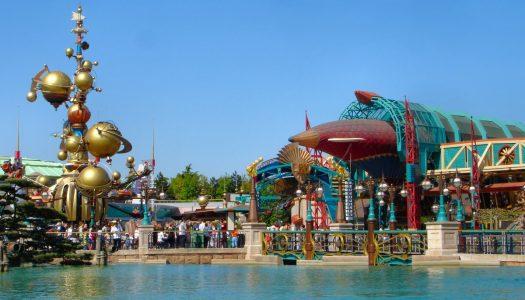 Disneyland Paris to celebrate 30th anniversary in 2022