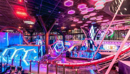 Epiq dark ride opens at indoor theme park in Qatar