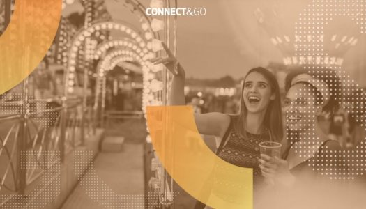 Global attractions deploy Connect&GO's virtual wallet, Konnect