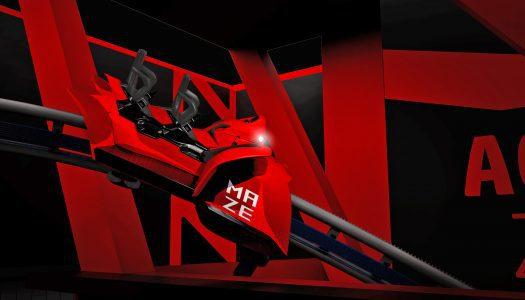 Maurer Rides introduces new interactive indoor ride