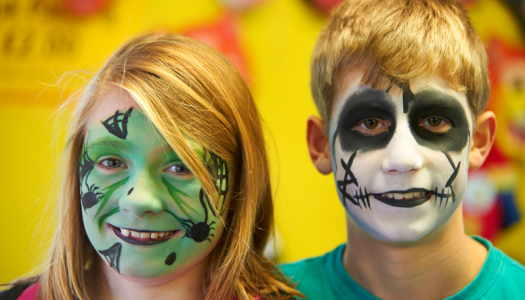 Shriek Week is coming to Drusillas for the October half-term
