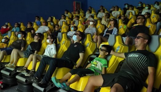 Triotech announces new 4D theatre installation in Happy Valley Tianjun, China