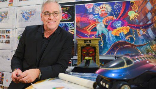 ITEC Entertainment recruit David Roadcup as creative director of Southeast Asia