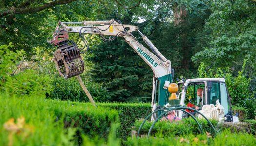 New Sindbad world begins to take shape at Efteling