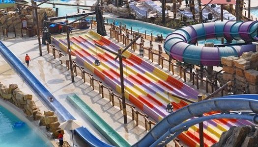 Youngsters complete waterpark internship at Yas Waterworld